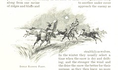 """British Library digitised image from page 331 of """"Personal Recollections and Observations of General Nelson A. Miles, embracing a brief view of the civil war ... and the story of his Indian campaigns ... Copiously illustrated ... by F. Remington, etc"""""""
