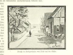 """British Library digitised image from page 291 of """"Schleswig-Holstein meerumschlungen in Wort und Bild ... Herausgegeben von H. Haas, H. Krumm und F. Stoltenberg, etc"""""""