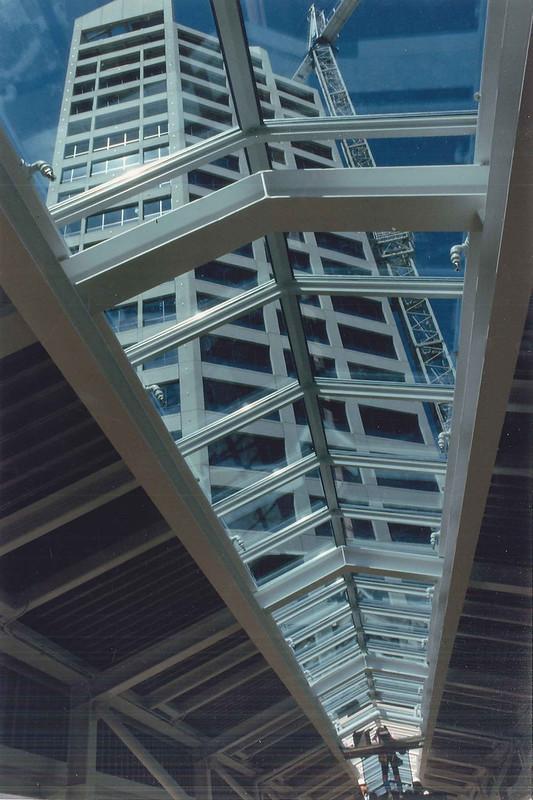 Westlake Center, circa 1988