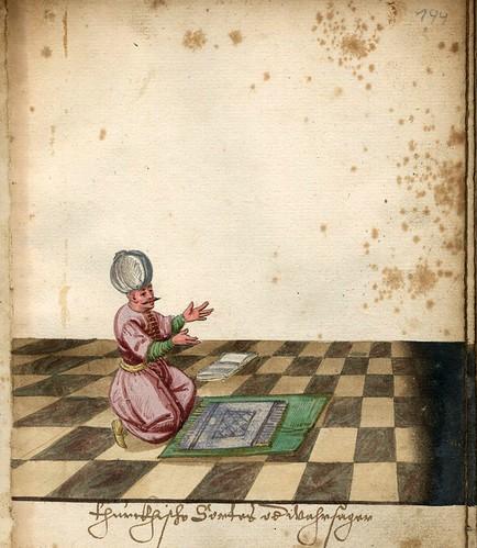 001-Adivino-Türkisches Manierenbuch-1595- ORKA Open Repository Kassel