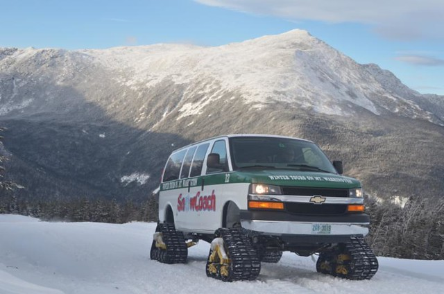 SnowCoach Mt. Washington