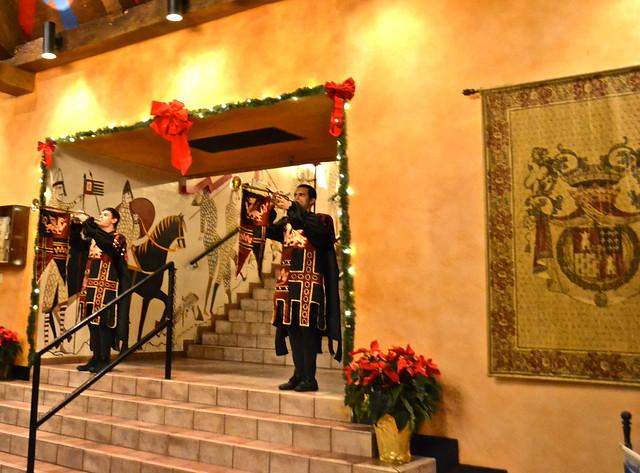 Medieval  Times Orlando Florida- Time to Eat