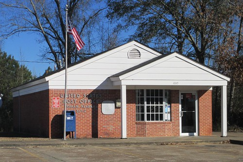 Post Office 36912 (Lisman, Alabama)