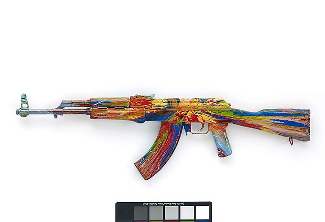 spin-ak47-for-peace-one-day-by-damien-hirst