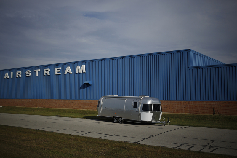 AIRSTREAM PRODUCTION