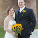 Small photo of Mr. and Mrs. Abrahamson