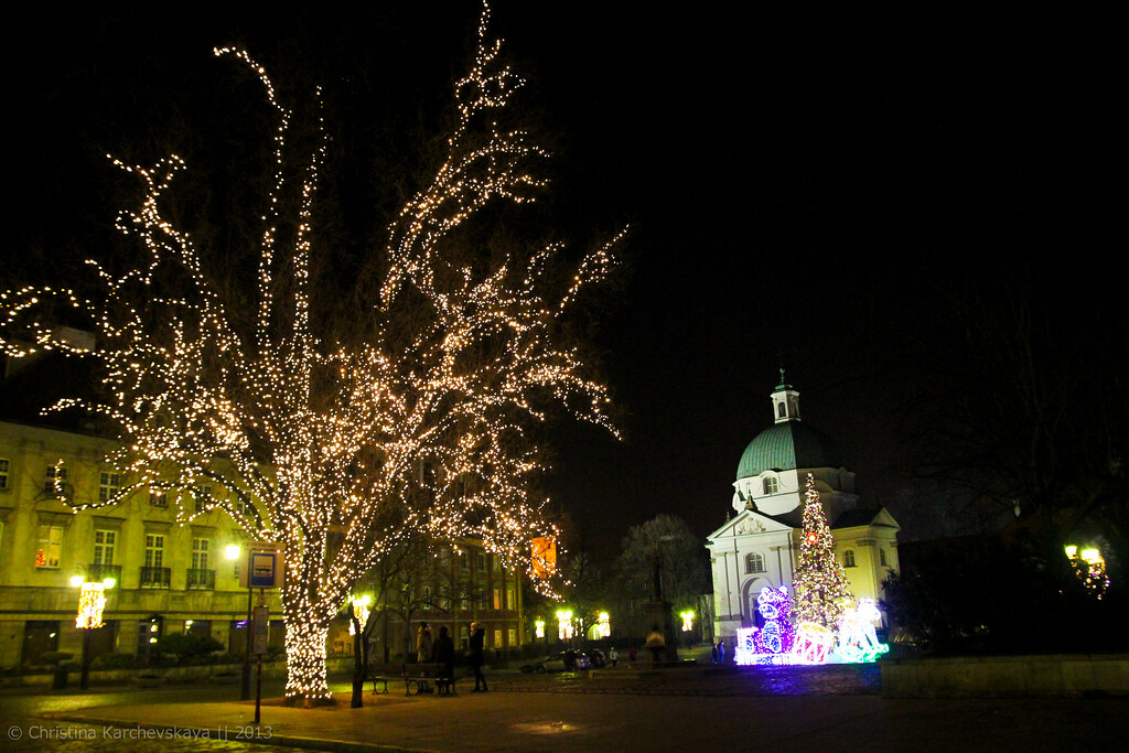 Christmas in Warsaw [9]