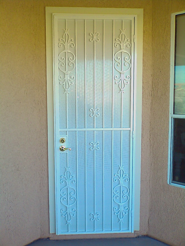 Security Doors Las Vegas And Henderson Ar Iron