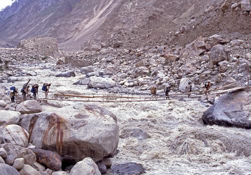 pakistan karakoram snowlake karakorum hispar