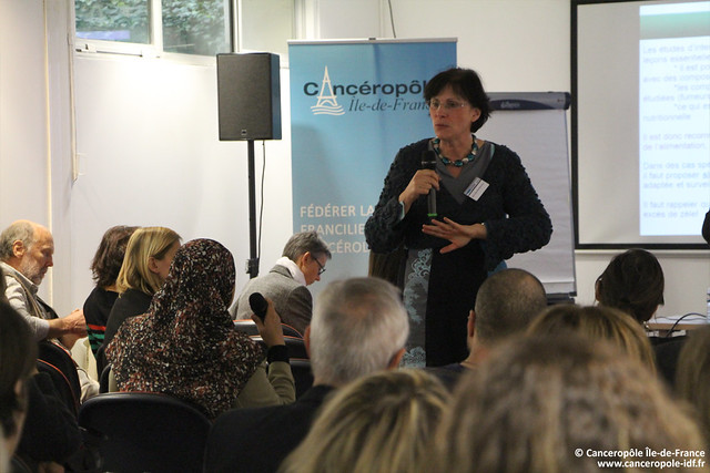 """18 novembre 2013 : """"Nutrition et cancer : le rôle des compléments alimentaires"""""""