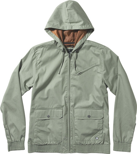Sil III Jacket - Oil Green