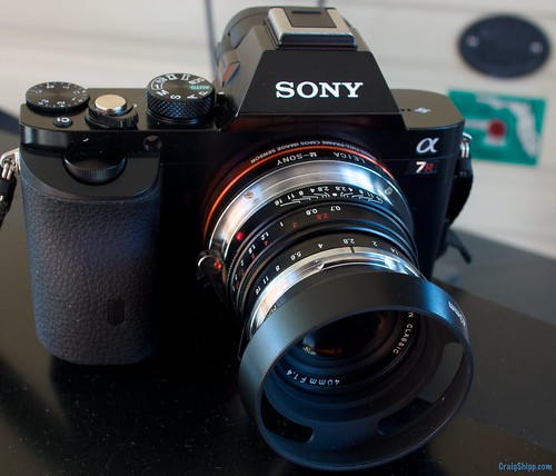 DSC02210 - Sony A7r - Voigtlander Nokton Classic 40mm f1.4 by CraigShipp.com Photos - Events / People / Places
