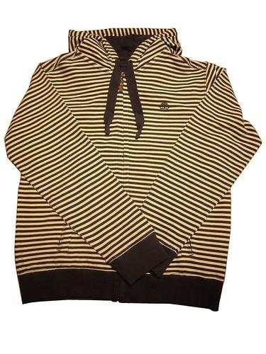 StripedHoodie