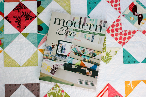 Modern Bee Book by Jeni Baker