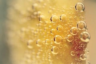 Bubbles.