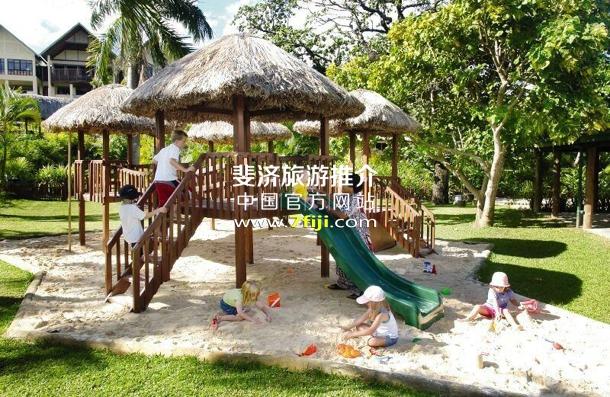 斐济奥瑞格礁湖度假酒店(Outrigger on the Lagoon Fiji)儿童俱乐部