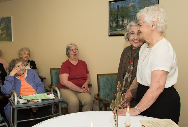 Trinity House, a Catholic Charities Senior Community