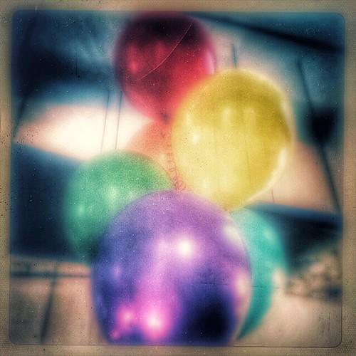 Balloons (30/365) by elawgrrl