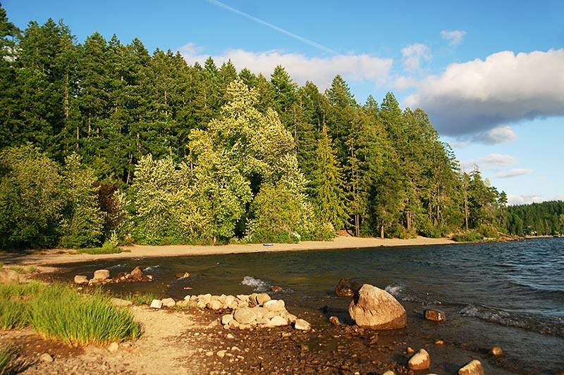 Sproat Lake, Vancouver Island, British Columbia, Canada