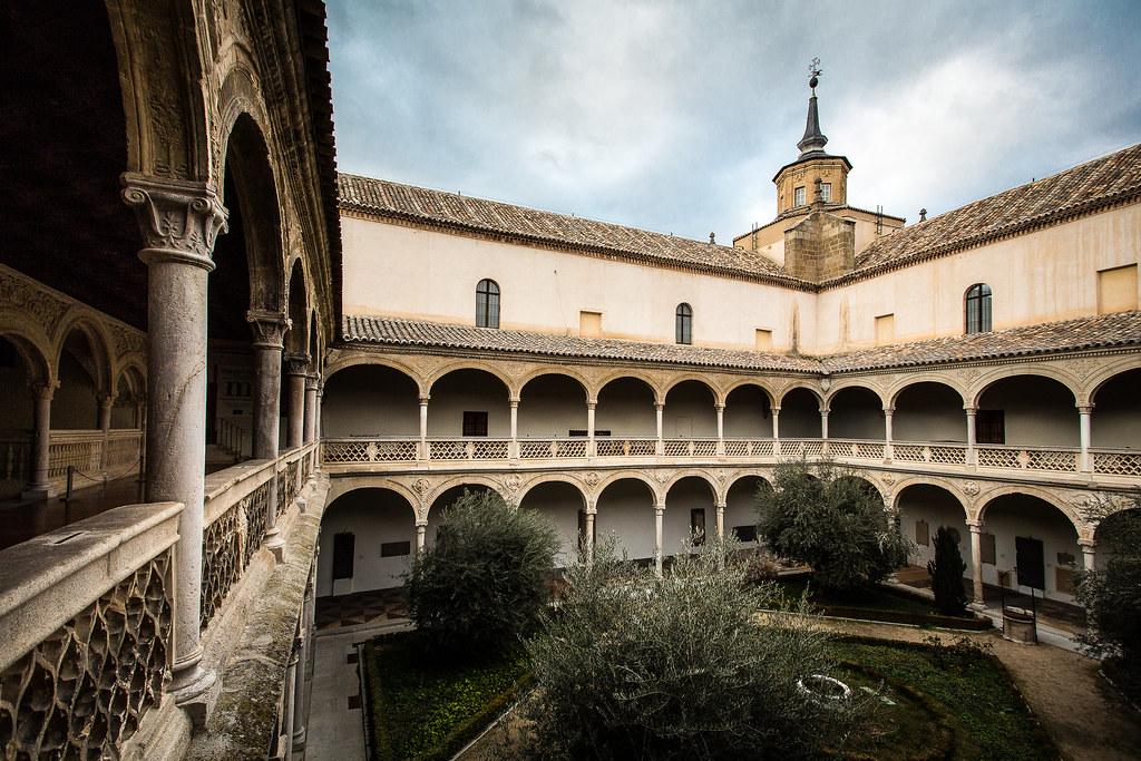 Museo de Santa Cruz y convento de Santa Fe