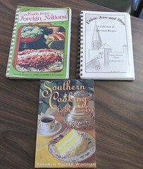 A Few More Vintage Cookbooks