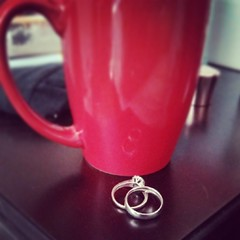 Coffee in bed... DANG !!! I should have married him sooner! #365 #love #stories