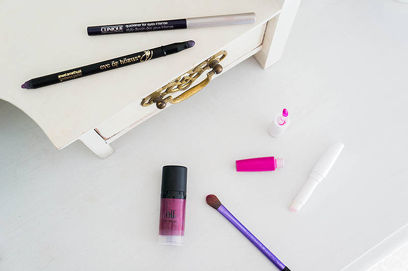 How to Wear Radiant Orchid: Products | www.latenightnonsense.com