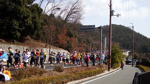 2014/02 京都マラソン2014 #01