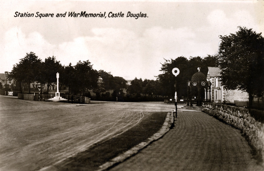 Dumfries And Galloway South West Scotland Tripcarta