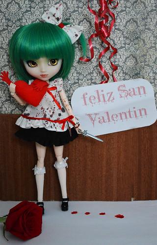 Un San Valentín terrorífico