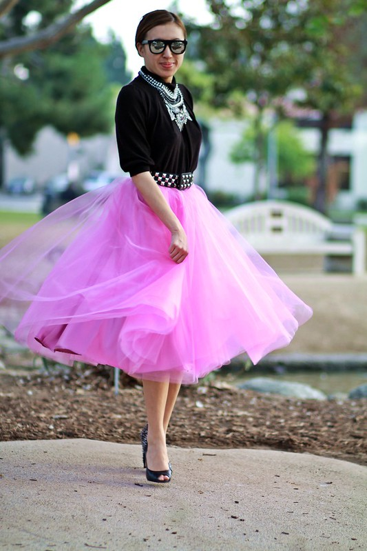 lucky magazine contributor,fashion blogger,lovefashionlivelife,joann doan,style blogger,stylist,what i wore,my style,fashion diaries,outfit,space 46 boutique,tulle skirt,satc,carrie bradshaw,crafted by talia,DYLANLEX,radiant orchid,pantone,spring trends,dylanlex inspired