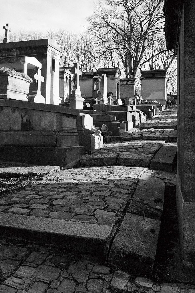 Pere Lachaise Cemety