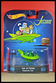 The Jetsons - Capsule Car