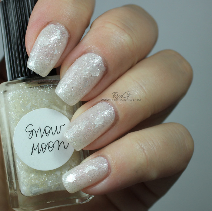 Lynnderella – Snow Moon – Ria G – Beauty Blog