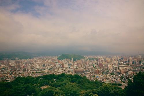 travel japan asia shikoku matsuyama