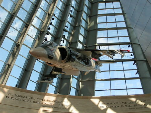 National Museum of the Marine Corps