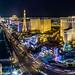 Las Vegas Skyline Panorama by Sam Rohn - 360° Photography