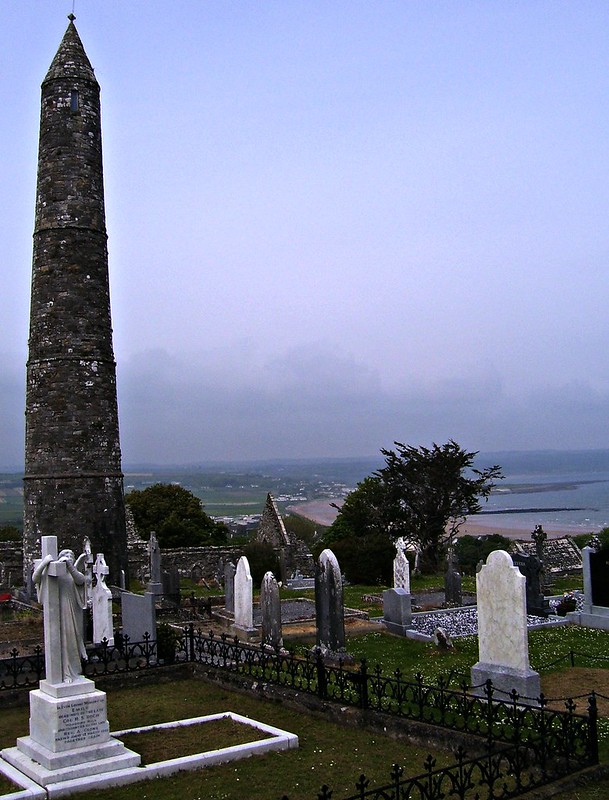Ardmore round tower