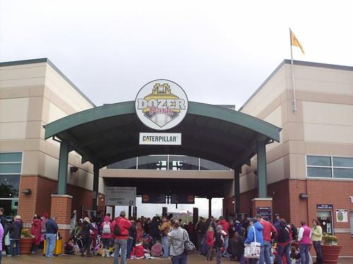 Dozer Park In The Ballparks