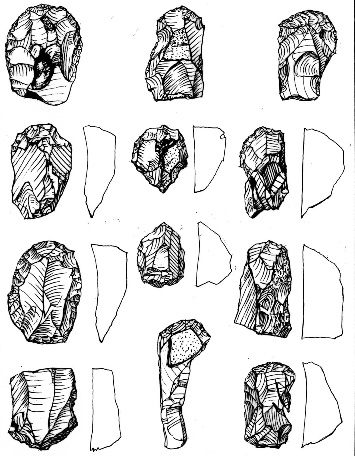 Acsa-Rovnya Aurignacian Figure 8.