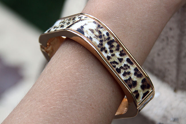 Leopard-bracelet
