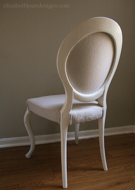 Chair Reupholstery 14