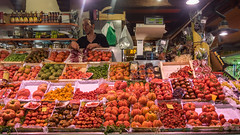 supermarket(0.0), city(0.0), public space(0.0), whole food(1.0), market(1.0), greengrocer(1.0), produce(1.0), food(1.0), marketplace(1.0), grocery store(1.0), local food(1.0), retail-store(1.0),