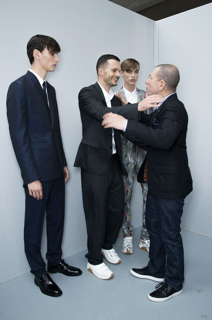 SS15 Paris Dior Homme278_Thibaud Charon, Kris Van Assche, Marc Schulze(fashionising.com)
