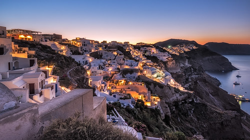 longexposure sunrise santorini greece oia earlymorninglight nofilters singleimage colourimage nikond800 nikkor160350mmf40