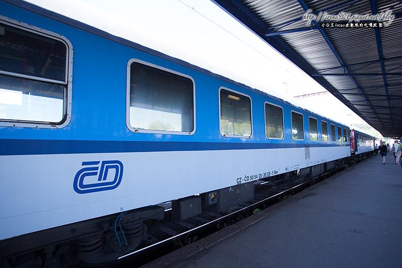布拉格火車