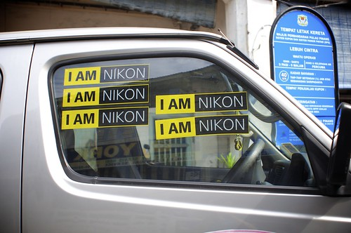 I AM NIKON??
