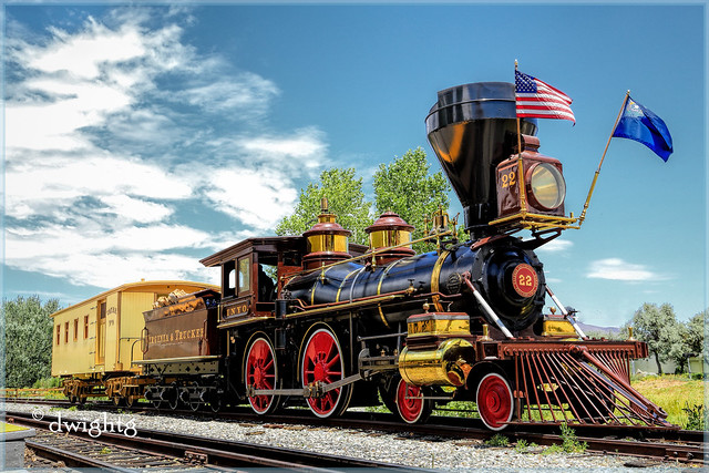 A visit to the Nevada State Railroad Museum 3