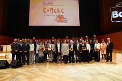 dj., 03/11/2016 - 00:25 - L'Ajuntament lliura els Premis Comerç i Mercats de Barcelona