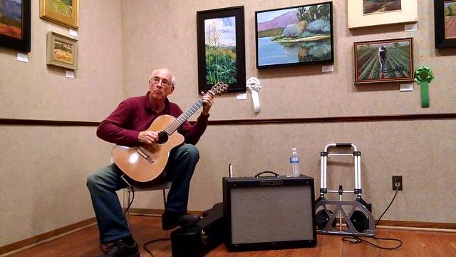 VID_20160220_161632092 SCAPE Farm to Wall art Goleta Library guitar